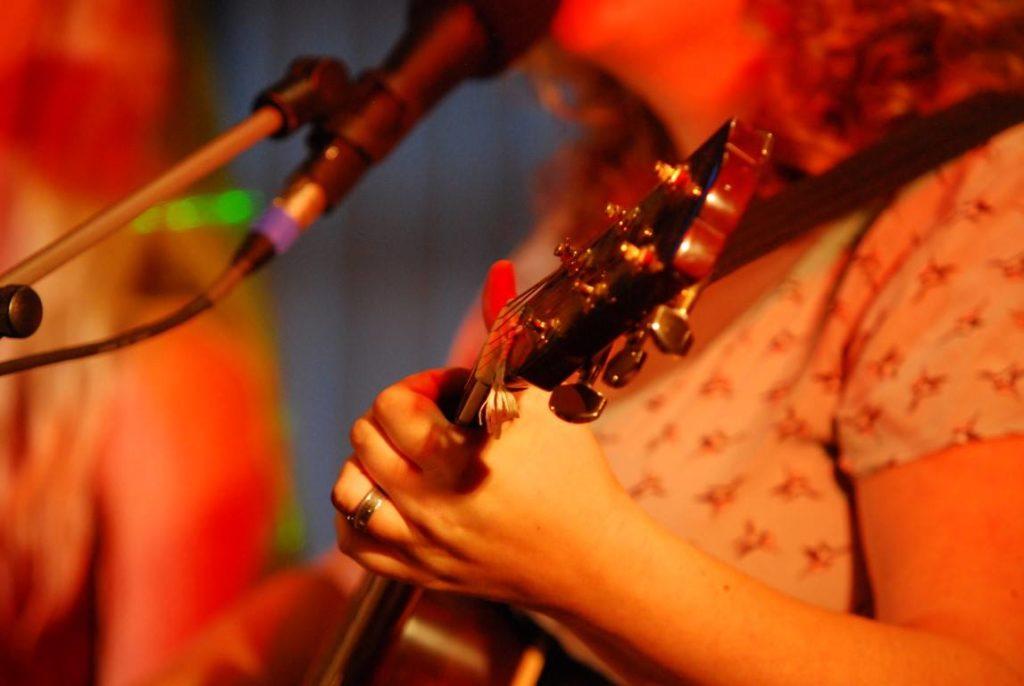 guitar lessons Loughborough